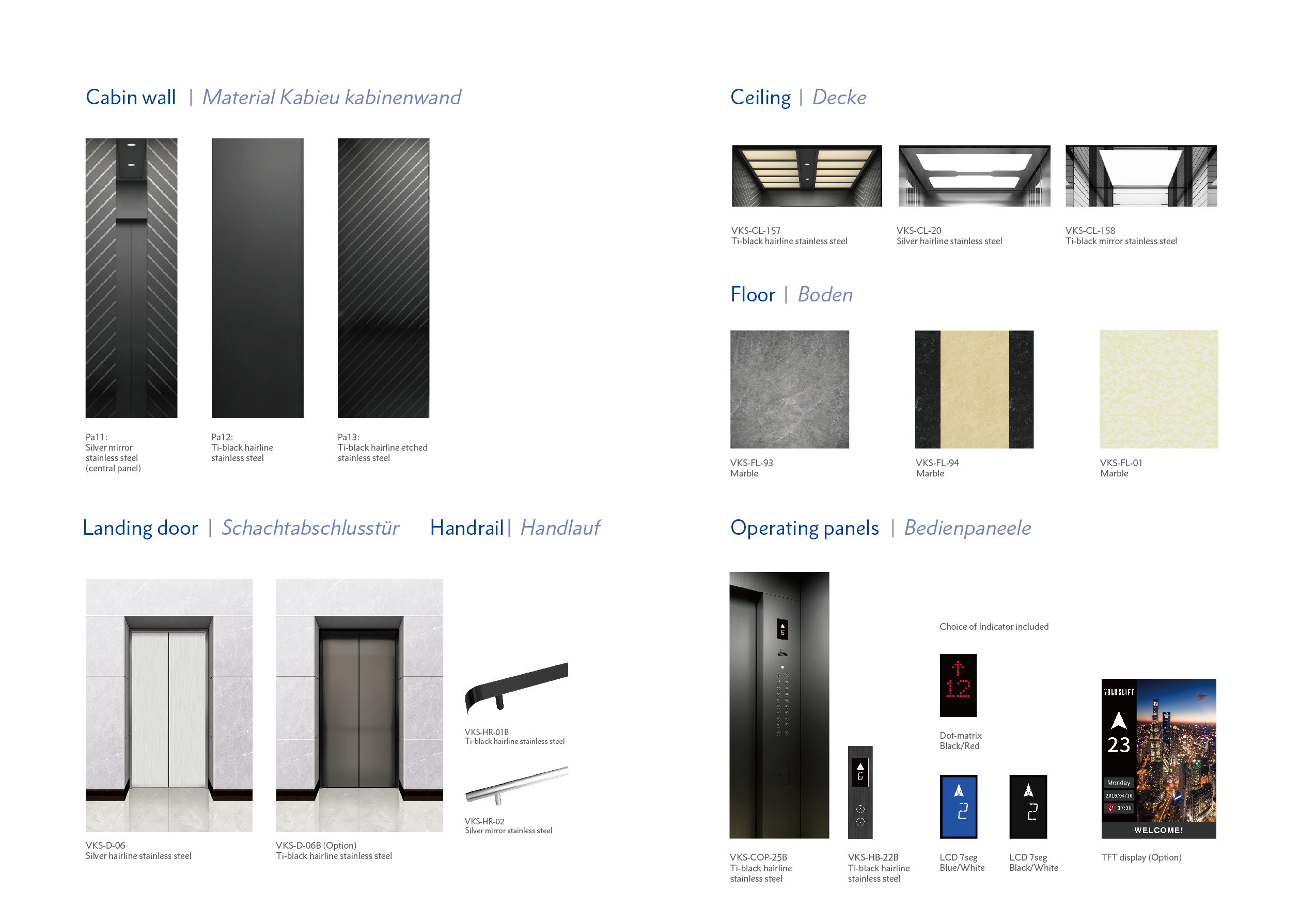 Matrix Elevator Design - Oryx Elevators