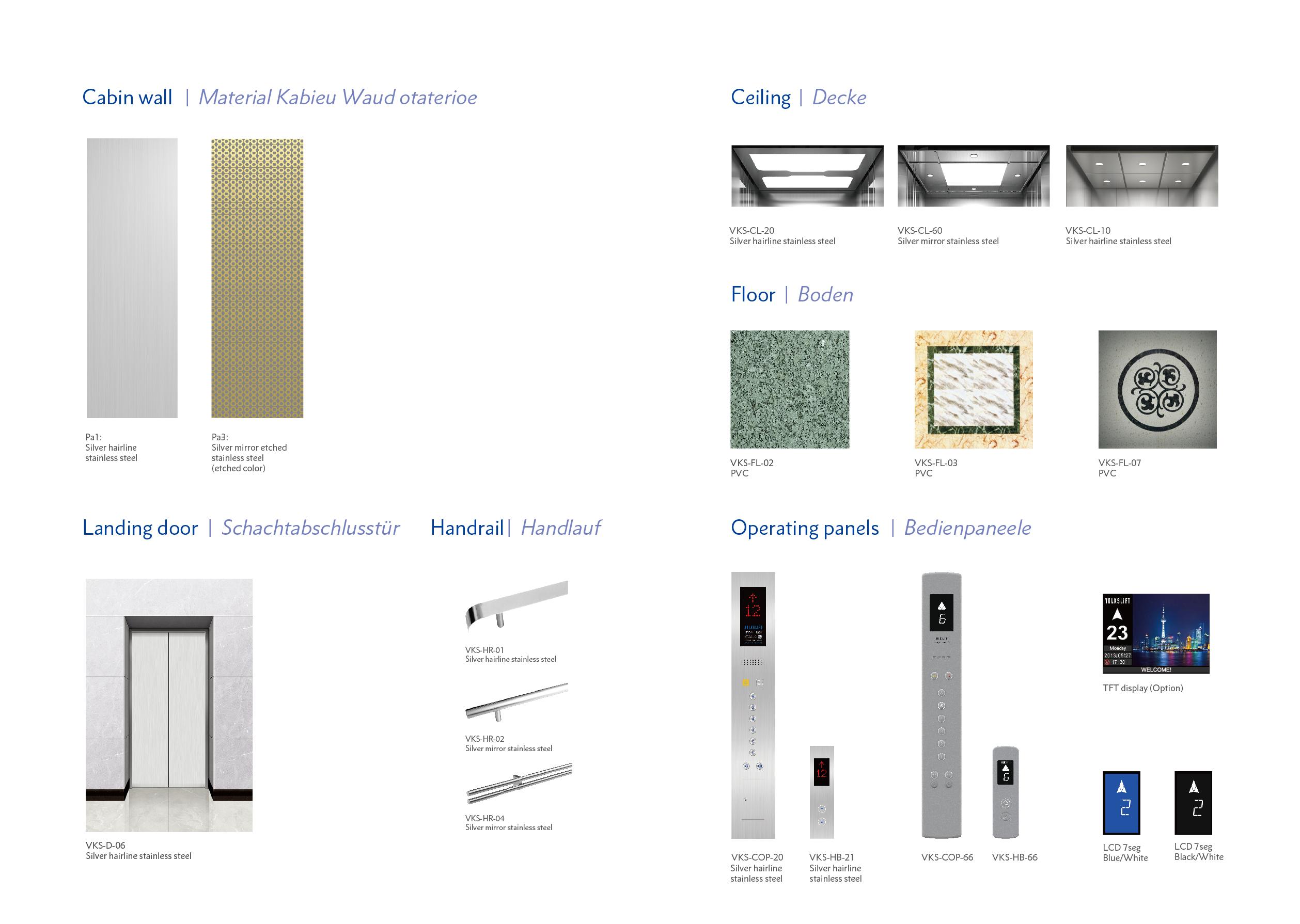 Cyber Elevator Design - Oryx Elevators