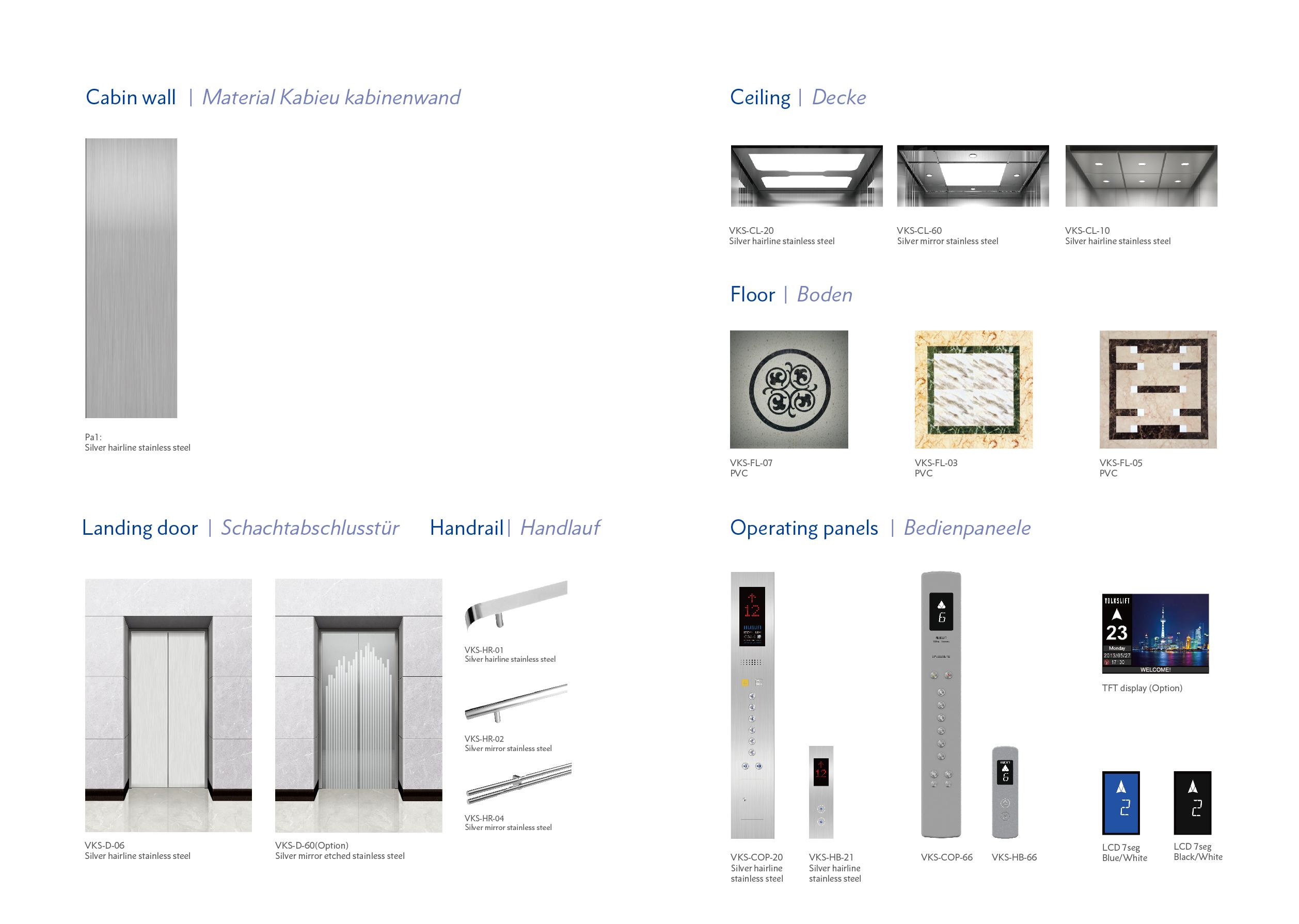 Modern Elevator Design - Oryx Elevator